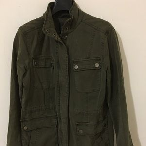 Lucky Brand Green Utility Jacket